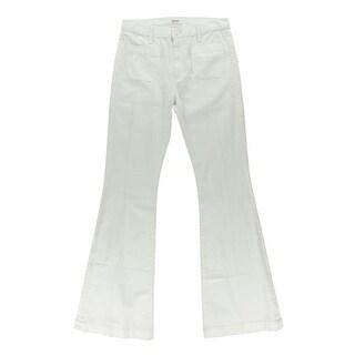 Hudson Womens Taylor Denim High Waist Flare Jeans - 25