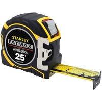 Stanley Fmht33338L Fatmax(R) 25Ft Auto-Lock Tape Measure