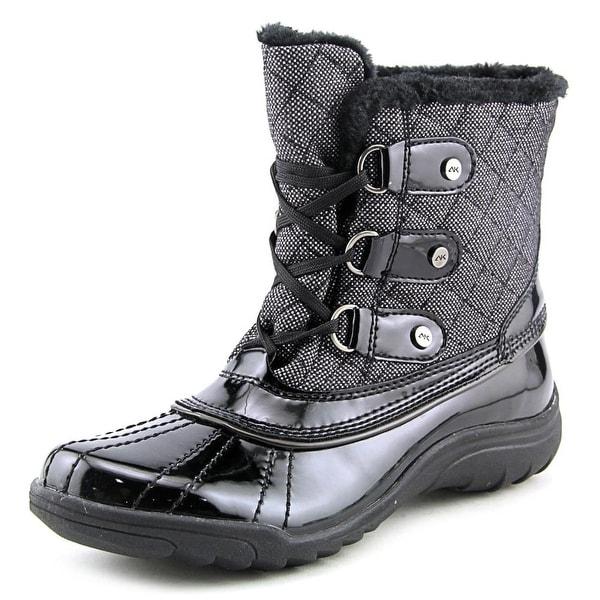Anne Klein Sport Gailla  Black Snow Boots