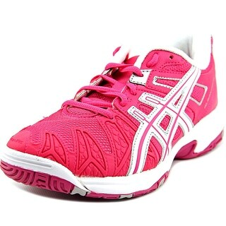 Asics Gel-Resolution 5 GS Round Toe Synthetic Running Shoe