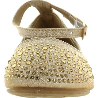 Adorababy Girls Ba0032 Dressy Fashion Flats Shoes