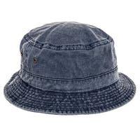 Washed Hats - Navy - Medium/Large