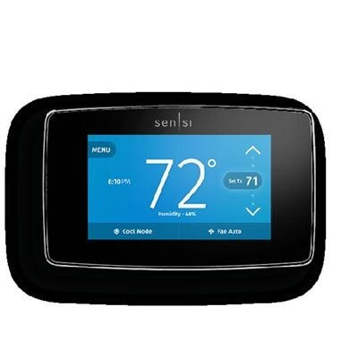 Emerson ST75 Sensi Touch Wi-Fi Thermostat Touchscreen Color Display Programmable