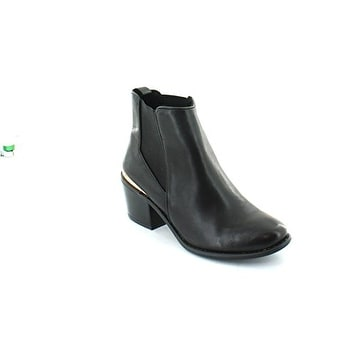 INC International Concepts Womens Rickie Closed Toe Ankle Fashion Boots - 6