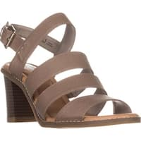 Dr. Scholls Parkway Strappy Comfort Sandals, Taupe - 9 us / 39 eu