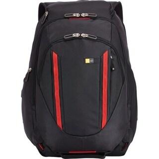 """Case Logic BPEP-115BLACK Case Logic Evolution Plus Carrying Case (Backpack) for 16"""" Notebook, Tablet - Black - Polyester -"""