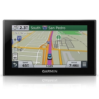 Refurbished Garmin Nuvi 2689LMT 6-Inch Smart Touch Screen GPS Vehicle Navigator System w/ Lane Assistance