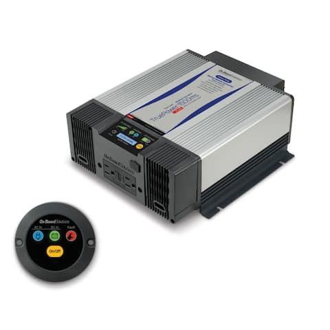Promariner 1500w inverter modified sine