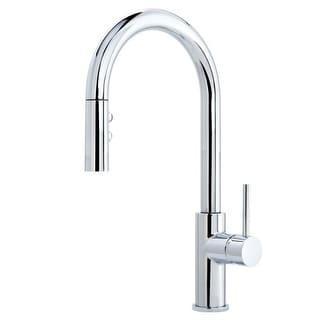 Miseno MK191 Bracciano Pull-Down Spray Kitchen Faucet - Escutcheon Plate Included