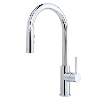 Miseno MK191 Gemma Pull Down Multi Flow Spray Kitchen Faucet   Includes  Lifetime Warranty