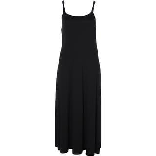 Lauren Ralph Lauren Womens Plus Maxi Dress Jersey O-ring