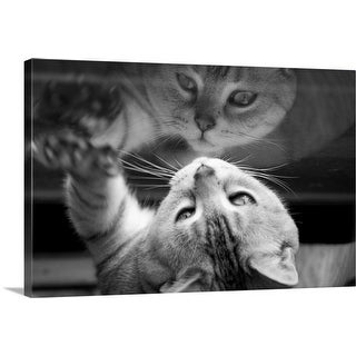 """Touch"" Canvas Wall Art"