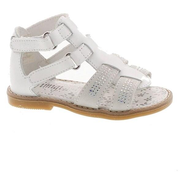 Primigi Girls 14165 Leather European Fashion Gladiator Sandals