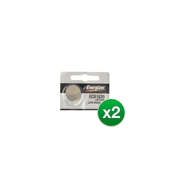 Replacement Battery for Energizer ECR1620 (2-Pack) Replacement Battery