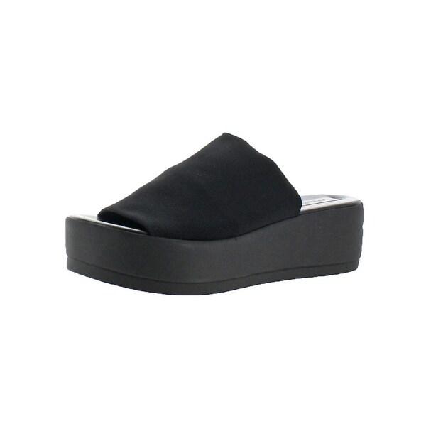2748889dd2e6 Shop Steve Madden Womens Slinky Platform Sandals Platform Open-Toe ...