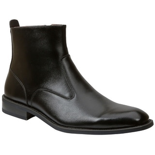 Giorgio Brutini Damon Men's Leather Dress Boots Wide Width