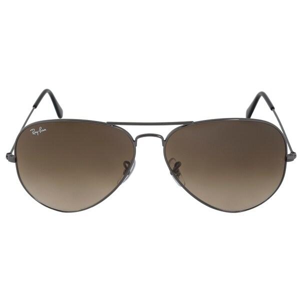 b5bbd05343 Shop Ray-Ban Aviator Large Metal Sunglasses RB3025 00451 62 ...