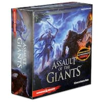 Dungeons & Dragons: Assault of the Giants Board Game Premium Edition - multi