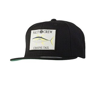 Salty Crew Mens Ahi Patched Trucker Hat - os