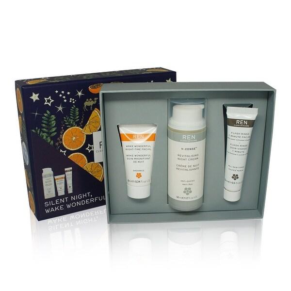 REN Skincare - Silent Night, Wake Wonderful Gift Set