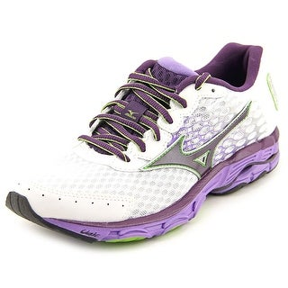 Mizuno Wave Inspire Women Round Toe Synthetic White Running Shoe