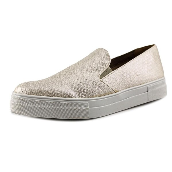 29 Porter Rd Vida Foil Slip On Round Toe Synthetic Loafer