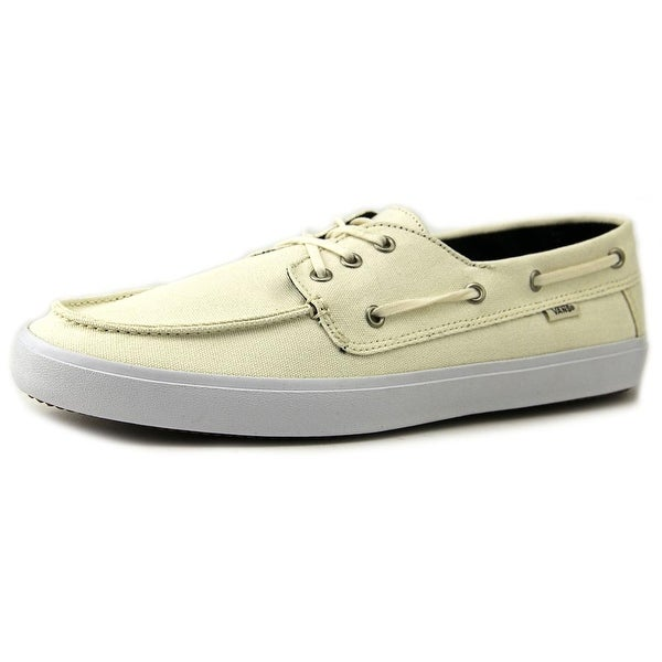 Vans Chauffeur SF Men  Round Toe Synthetic White Sneakers