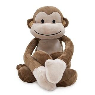Lambs & Ivy Brown Papagayo Plush Brown Monkey