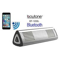 Boytone BT-120SL Portable Wireless Bluetooth Speaker, Built-in Microphone, Rechargeable battery, Works with all Smart Phones