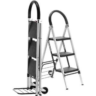 Conair Ts32lht Travel Smart Ladderkart Professional Grade Combination Stepladder&Hand Cart