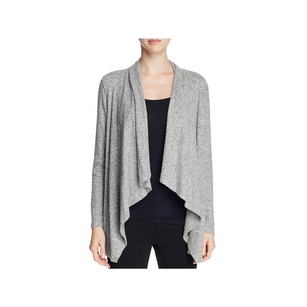 069e7c93df0311 Shop Bobeau Womens Amie Cardigan Sweater Drapey Open Front - Free ...