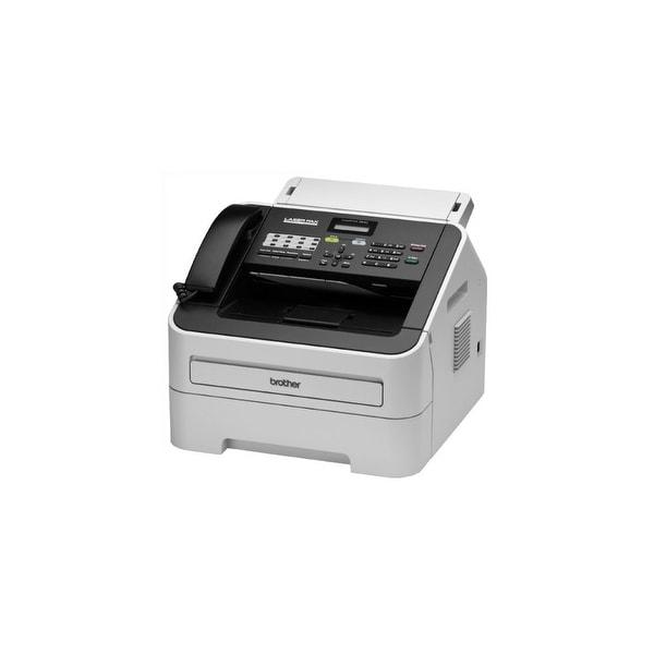 Brother QZ2977M Printer FAX2840 HighSpeed Laser Fax Machine w/ 25 - 400 Percent Copy Scaling