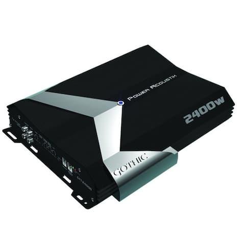 Power Acoustic EG4-1500 Edge 1500 Watt Class A/B 4-channel