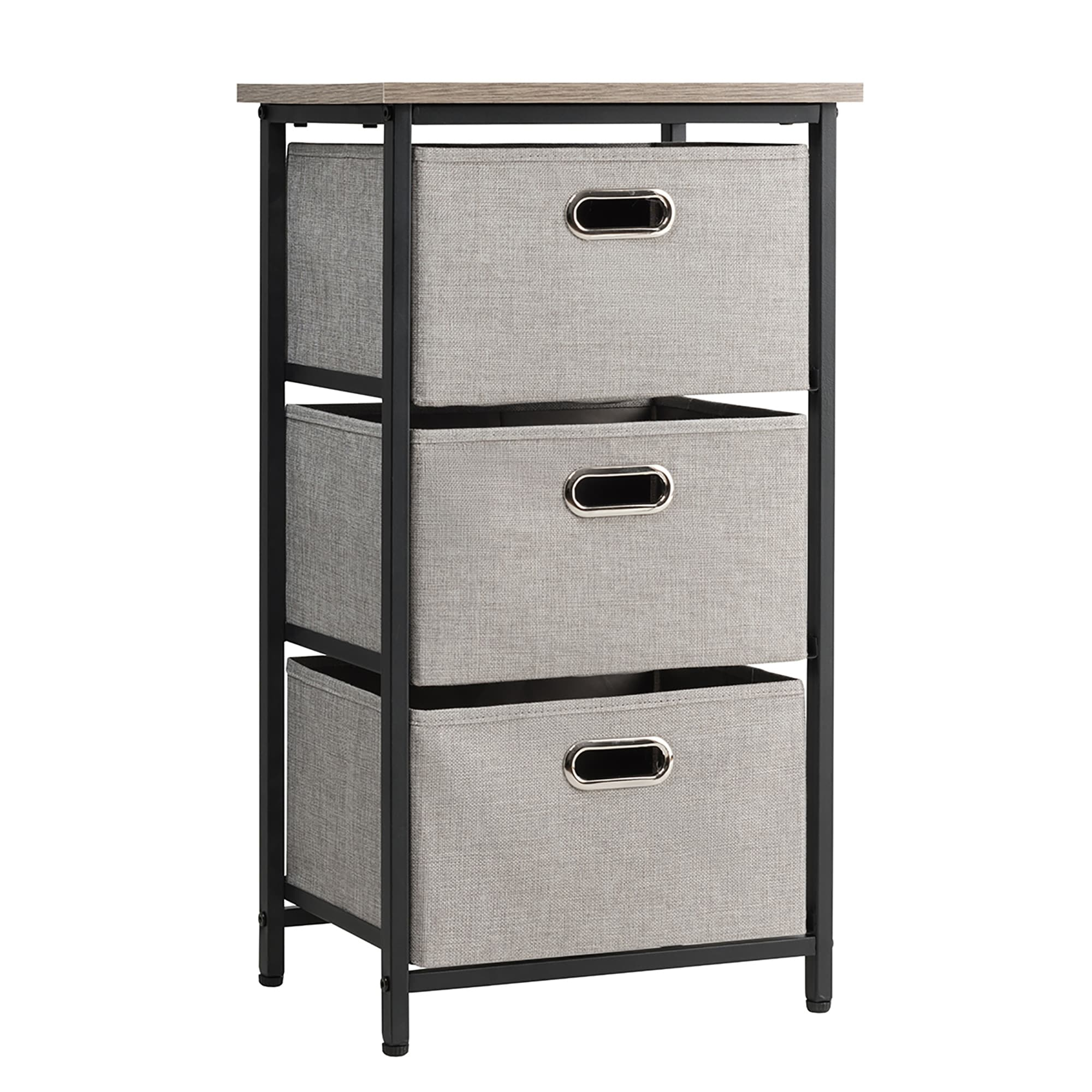 3 Drawer Fabric Dresser Storage Tower Organizer Unit Overstock 32048216