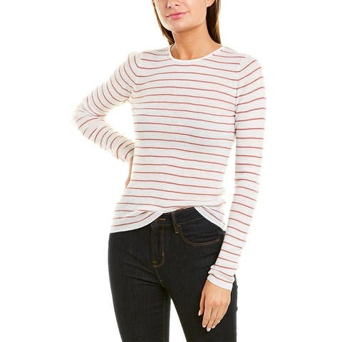 Vince Ribbed Wool Sweater
