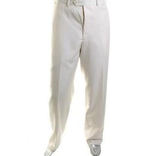 Sean John Mens Pinstripe Flat Front Dress Pants - 36/30