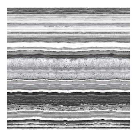 Matieres Grey Stone Wallpaper - 20.5 x 396 x 0.025