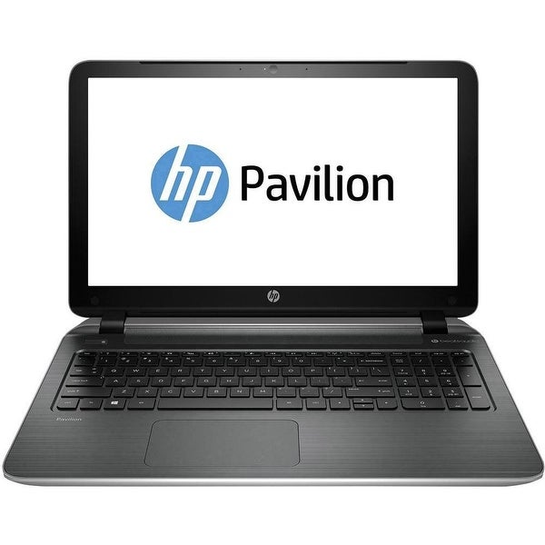 "Refurbished - HP Pavilion 15-p011nr 15.6"" Laptop A10-5745M 2.10GHz 8GB RAM 1TB HDD WIN10"