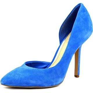 BCBGeneration Jaze-X Pointed Toe Leather Heels