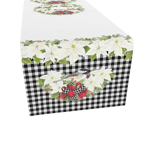 Christmas by The Sea Table Runner 72