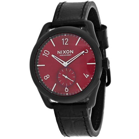 48fc0c4f0 Nixon Women's Watches | Find Great Watches Deals Shopping at Overstock