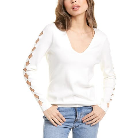 Milly Cutout Pullover