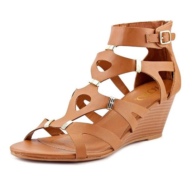 XOXO Sarelia Women Tan Sandals