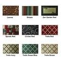 "Swan Comfort Home Fashion  Printed Doormat Scrape Dirt & Grass Textured Grip Bottom 18"" x 31"" - Thumbnail 3"