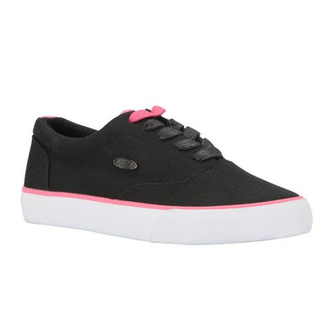 Lugz Womens Seabrook Skate Casual Sneakers Shoes
