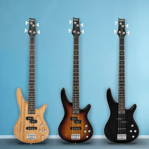 Exquisite Stylish IB Bass with Power Line and Wrench Tool