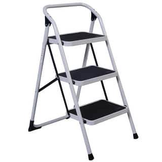 Lovely Lightweight 3 Step Stool