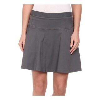 LIJA NEW Charcoal Gray Women's Size 0 Skorts Athletic Shorts