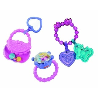Fisher Price Brilliant Basics Little Glamour Gift Set Brilliant Basics Little Glamour Gift Set