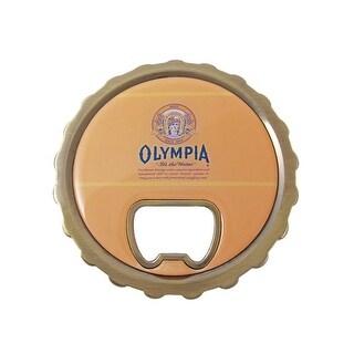 Olympia Beer Belt Buckle Bottle Opener